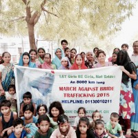 March Against Bride Trafficking 2018